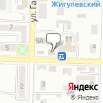 Магазин салютов Жигулёвск- расположение пункта самовывоза