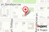 Схема проезда до компании Управление социального развития в Жигулёвске