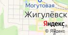 Ратибор на карте