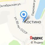 Московский тракт на карте Кирова