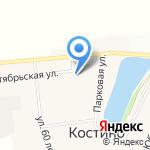 Мясное изобилие на карте Кирова