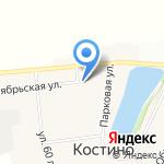 Магазин цветов на карте Кирова