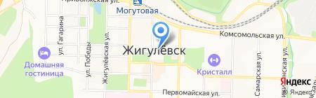 Сказка на карте Жигулёвска
