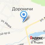 Библиотека №25 на карте Кирова