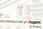 Схема проезда до компании Банкомат, Сбербанк, ПАО в Жигулёвске