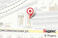 Схема проезда до компании ЖигулёвскСтройЗаказчик в Жигулёвске