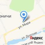 Основная общеобразовательная школа №7 на карте Кирова