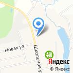 Пасеговское на карте Кирова