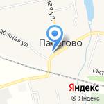 Церковь иконы Божией Матери Знамение на карте Кирова