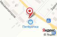 Схема проезда до компании Участковый пункт полиции в Старом Шигалеево
