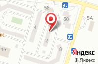 Схема проезда до компании Радиосеть в Жигулевске