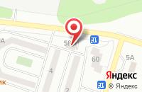 Схема проезда до компании АкваТермика в Жигулёвске