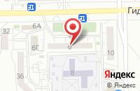Схема проезда до компании Новатех в Городище