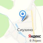 Зелёная крыша на карте Кирова