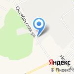Агростим на карте Кирова