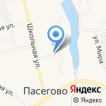 Автомастерская на Набережной на карте Кирова