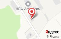 Схема проезда до компании Агростим в Дороничах