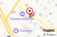 Схема проезда до компании Тольятти-дизайн в Васильевке