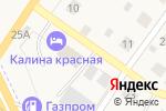 Схема проезда до компании ИЗБА в Васильевке