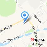 Сердце Вятки на карте Кирова