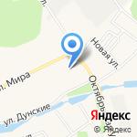 Загородная зона на карте Кирова