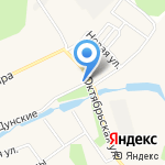 Пастораль на карте Кирова