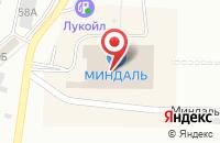 Схема проезда до компании Эркер в Жигулёвске