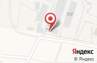 Схема проезда до компании Разумные решения в Васильевке