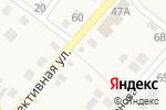Схема проезда до компании Участковый пункт полиции в Васильевке