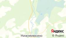 Отели города Холуй на карте