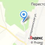 Елки на карте Кирова