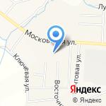 Гермес на карте Кирова