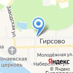 Темп на карте Кирова