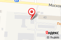 Схема проезда до компании Мягкий друг в посёлке Садаковский