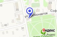 Схема проезда до компании ЦЕНТР ЗАНЯТОСТИ НАСЕЛЕНИЯ ЛАИШЕВСКОГО РАЙОНА в Лаишево