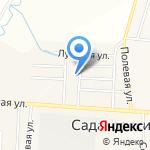 Детский сад №182 на карте Кирова