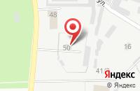Схема проезда до компании Инвест Склад Сервис в Тольятти
