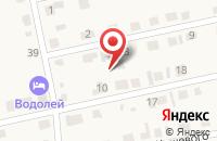 Схема проезда до компании Автофлот в Казани