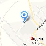 Общественная баня на дровах на карте Кирова