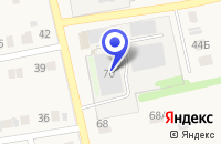 Схема проезда до компании ЛАИШЕВСКИЙ ПИЩЕКОМБИНАТ в Лаишево