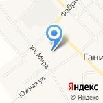 Детский сад №183 на карте Кирова