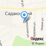 Библиотека №27 на карте Кирова