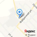 Нестеров на карте Кирова