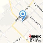 ДОМ ИнвестСтрой на карте Кирова