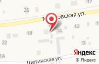 Схема проезда до компании Мастерская по изготовлению ключей и ремонту в посёлке Садаковский