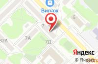 Схема проезда до компании Мелекесская Пресса в Димитровграде