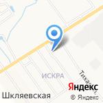 Кировское областное бюро судебно-медицинской экспертизы на карте Кирова