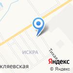 Бюро ритуальных услуг на карте Кирова