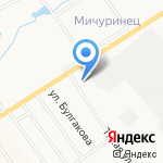 Сытная ложка на карте Кирова