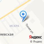 Кировская ритуальная компания на карте Кирова